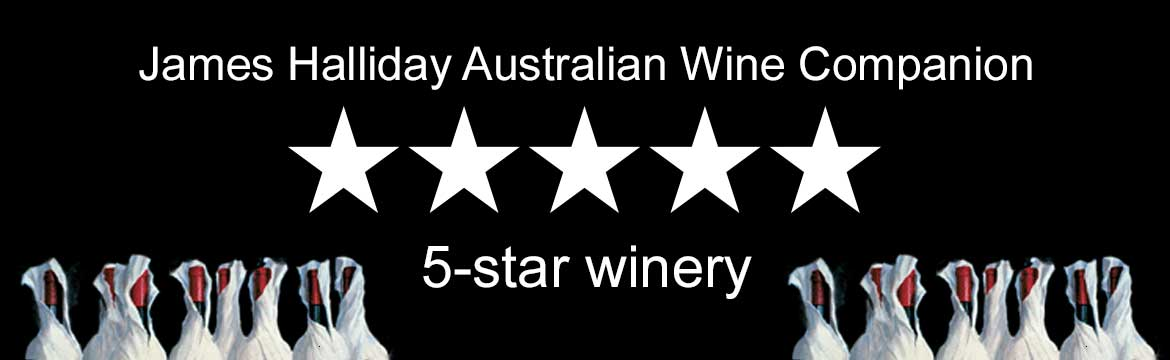 James Halliday Australian Wine Companion 5 Star Winery
