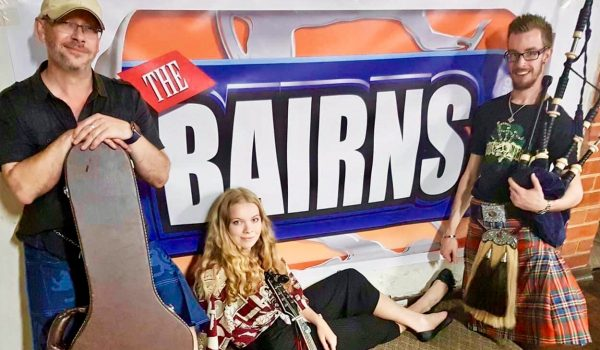 Scottish Pop Rock and Tradition Mucis by the Bairns